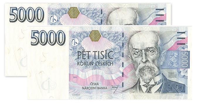 Deset tisíc korun dotace